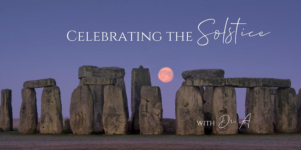 """Celebrating the Solstice""—Women's Wisdom Village—12/20/2020"