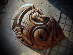 Dragon - Lamp