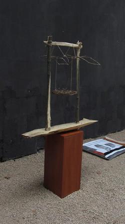"""Bird and Nest"""