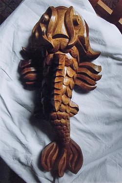 Fish - Lamp
