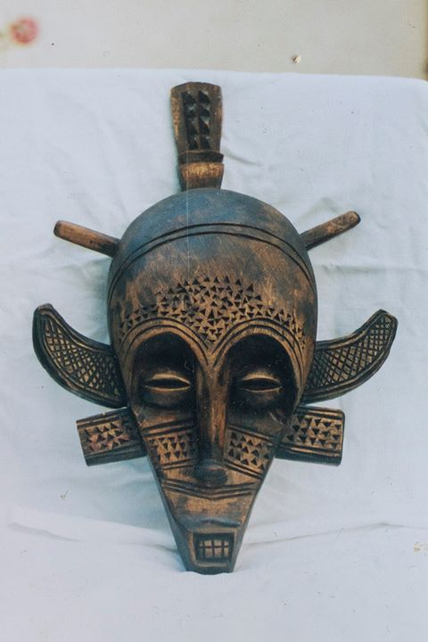 African Mask - Senufo