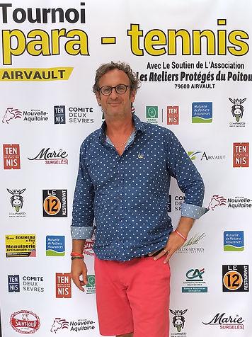Stéphane KISLIG - Tennis Fauteuil & Para