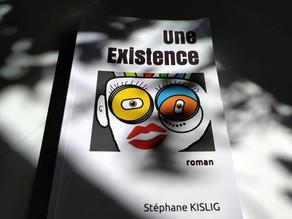 Le Petit Reporteur : L'interview de l'auteur Stéphane KISLIG pour son Roman Une existence