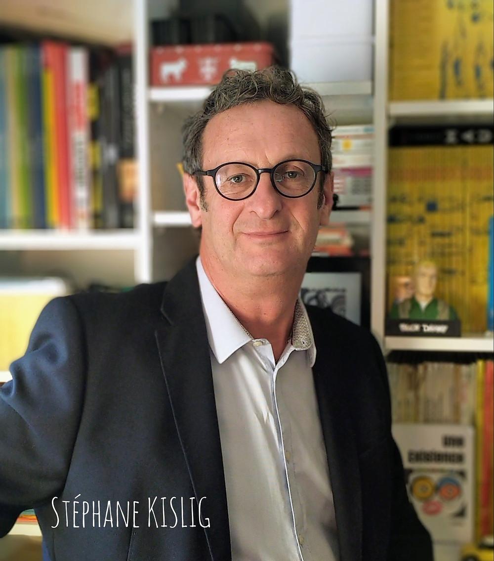Stéphane KISLIG / Blog Edition Thriller & Fiction & Roman
