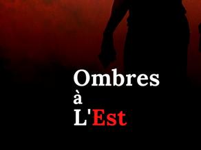 """Le 1er Thriller de Stéphane KISLIG : """"Ombres à l'Est"""""""