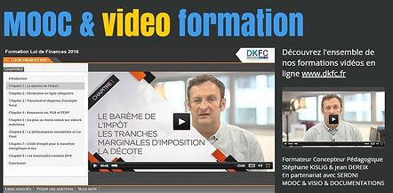 Formation Vidéo - Mooc - Stéphane KISLIG