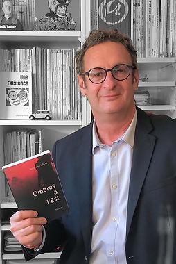 Stéphane KISLIG & Auteur Roman Thriller