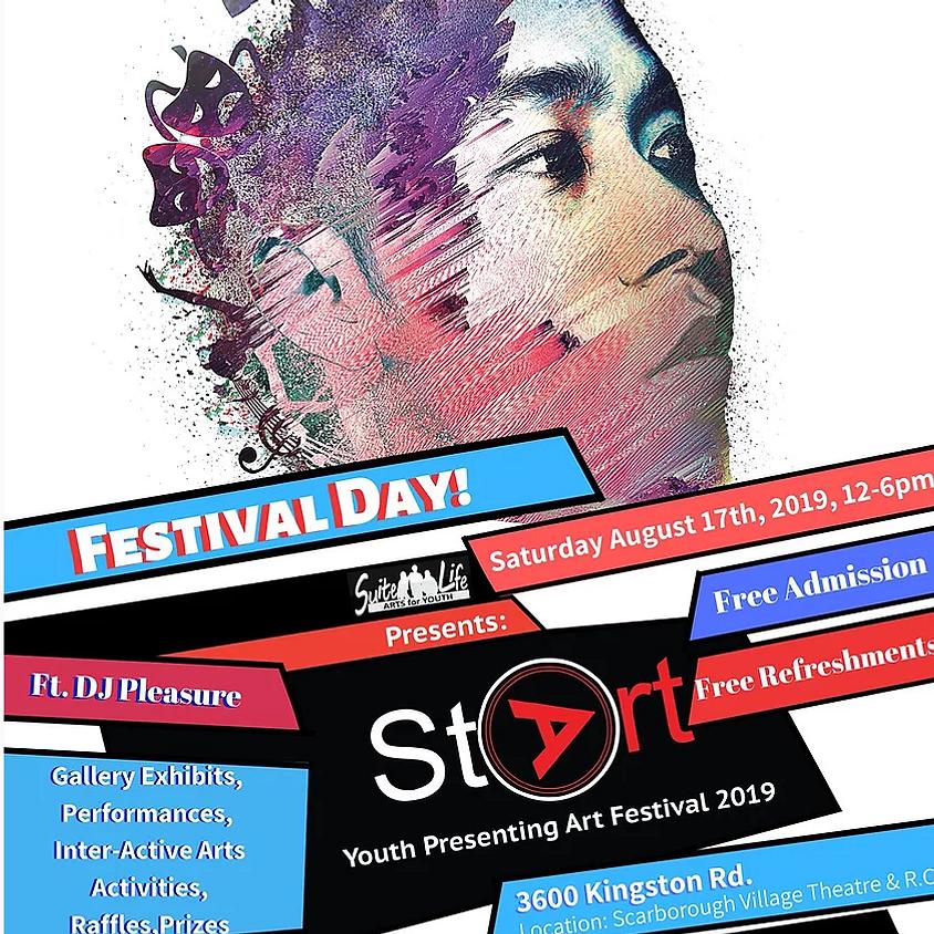 FESTIVAL DAY: StArt Youth Presenting Art