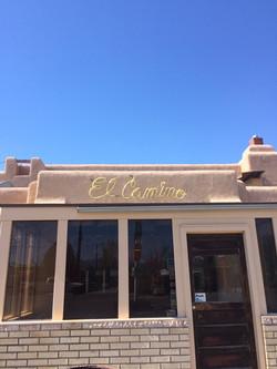 El Camino Motel office
