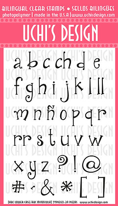 ABC Lower Case/ ABC Minúscula