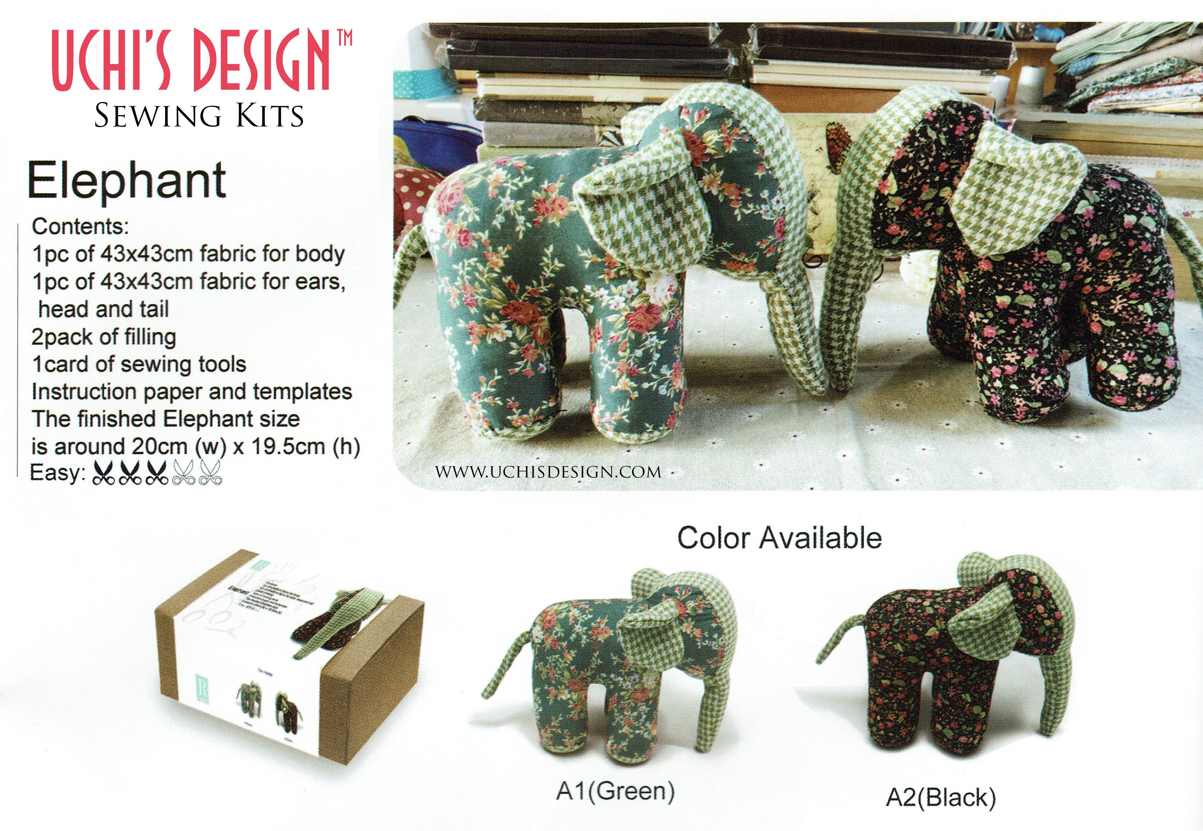 Uchi's Design  Sewing Kits