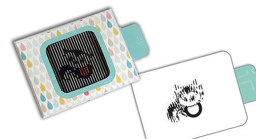 Uchi's Design Animation Die Cut Animation Envelope DC103에 대한 이미지 검색결과