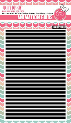 Animation Grids - Pack of 100 - Vertical
