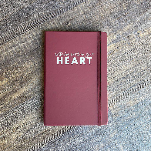 His Word Notebook