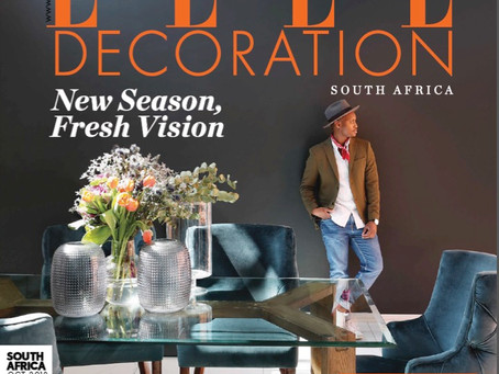 Designer to Watch - Donald Nxumalo