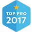 Thumtack Top Pro 2017 badge