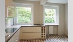 Erweiterung der Küche