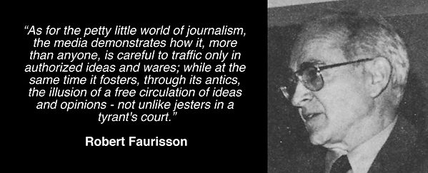 ROBERT FAURISSON ON JOURNALISM.jpg