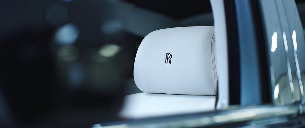 Rolls Royce logo video production southampton