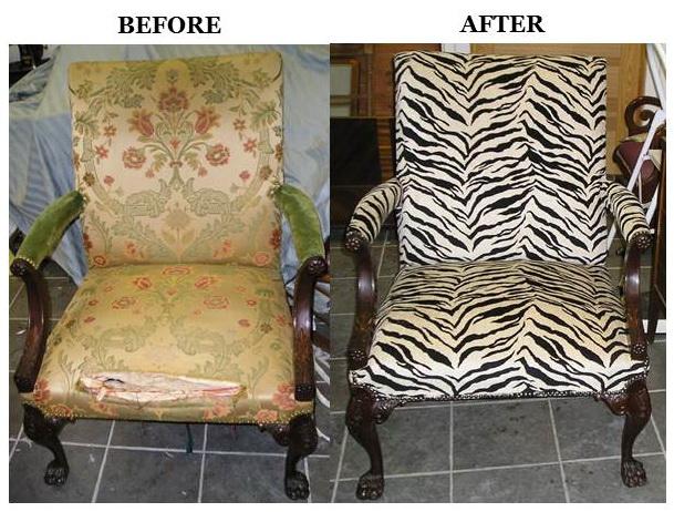 Beginning Upholstering Class