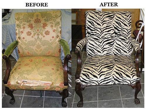 Beginner's Upholstery Class