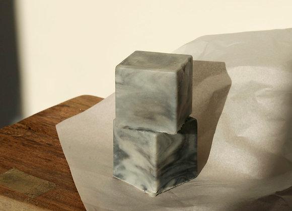 Black Marble Soap - 100% Vegan & Natural