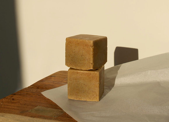 Hibiscus Scrub Soap - 100% Vegan & Natural