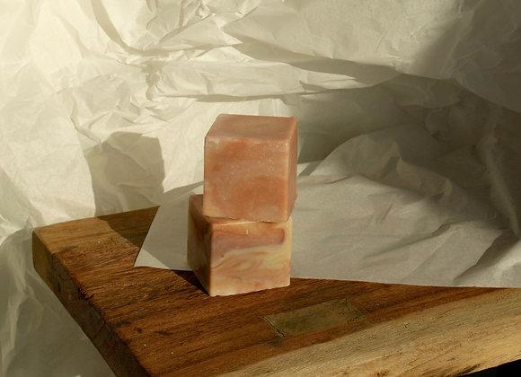 Pink Marble Soap - 100% Vegan & Natural