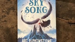 Sky Song by Abi Elphinstone: February Book Of The Month!