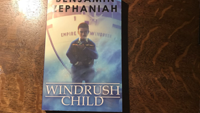 Windrush Child by Benjamin Zephaniah- December Book Of The Month!