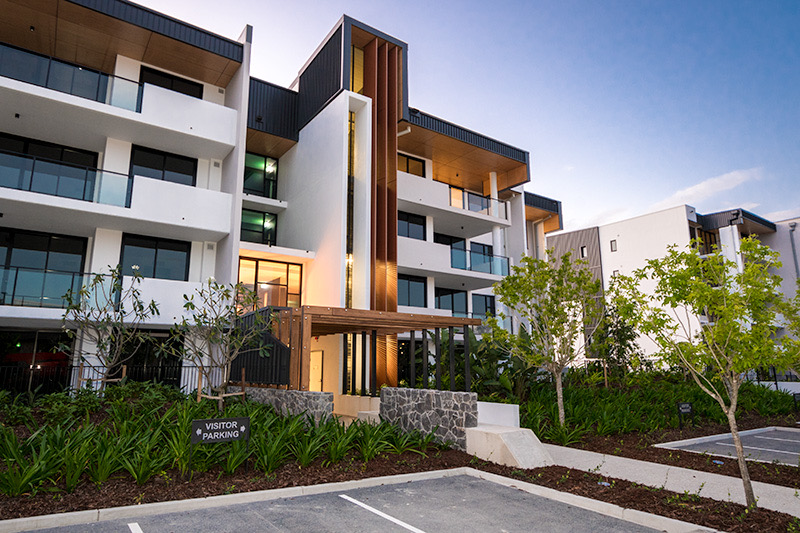 Vantage Apartments Benowa