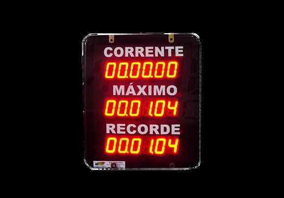 """IND-0191 - INDICADOR DE PRODUÇÃO 1,5"""" POLEGADA"""