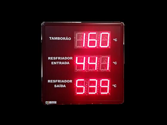 IND-0264A - INDICADOR DE TEMPERATURA