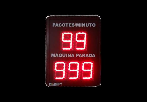 IND-0359 - PRODUÇÃO PACOTES/MINUTO