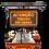 Thumbnail: IND-0226 PAINEL DE MENSAGEM COM CARRETA SOLAR