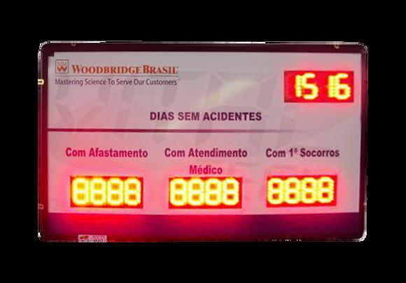 IND-0189 - PAINEL DE CIPA COM ETHERNET