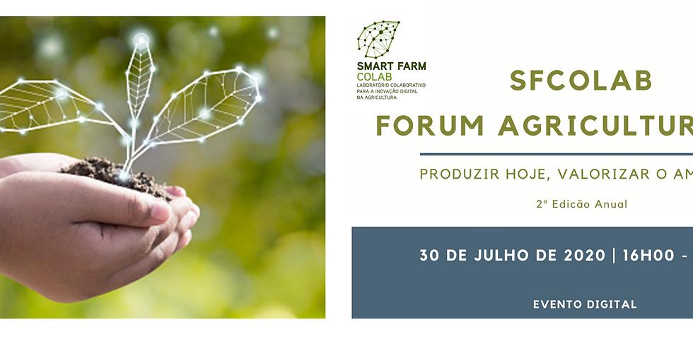 2ª Edição Anual do SFCOLAB - Fórum Agricultura 4.0
