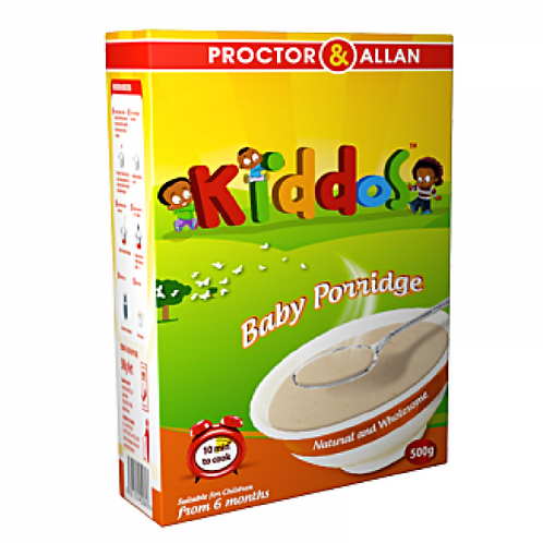 P/A Kiddos Baby Porridge 500G