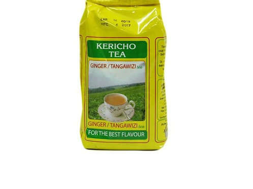 KERICHO TEA GINGER/TANGAWIZI 250G