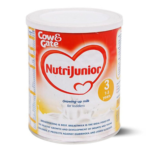 Cow and Gate Junior Growing-Up Milk 400G