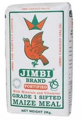 Jimbi Maize Flour (2 Kg)