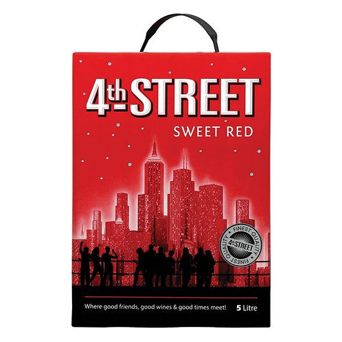 4Th Street Red - 5Ltrs