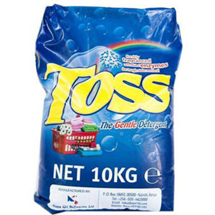 Toss Blue Detergent (1 x 10kg Bag)
