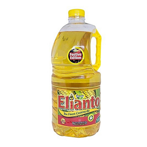 Elianto Cooking Oil (3 ltrs)