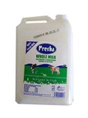 Fresha Milk (5 Litres)