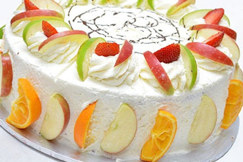Fruity Forest Cake 1kg