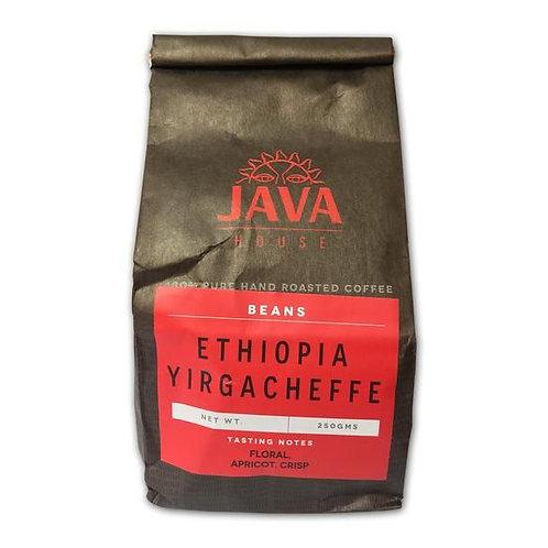 Java Ethiopian Yirgacheffe Beans 375G