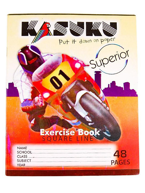 Kasuku Exercise Book 48 pages