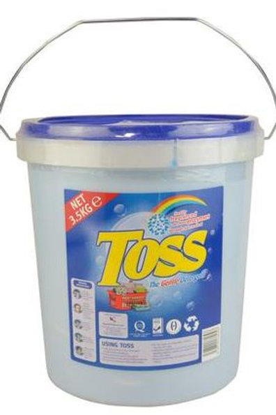 Toss Gentle Detergent 3.5kg Bucket