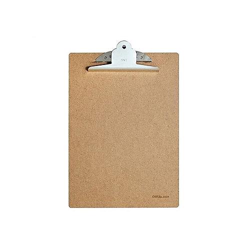 A4 Wood Clipboard Writing Board Clip Board Office School